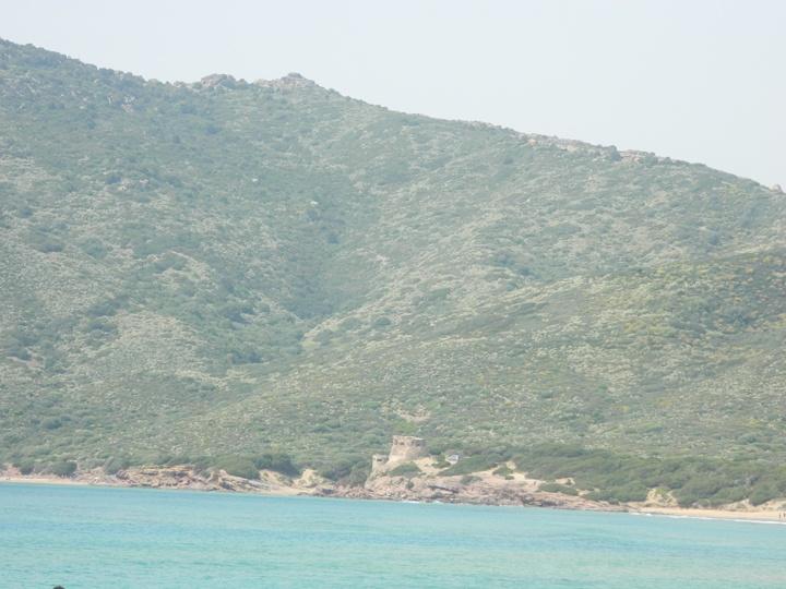 Particolare della costa