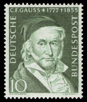 Resultado de imagem para selo de Gauss