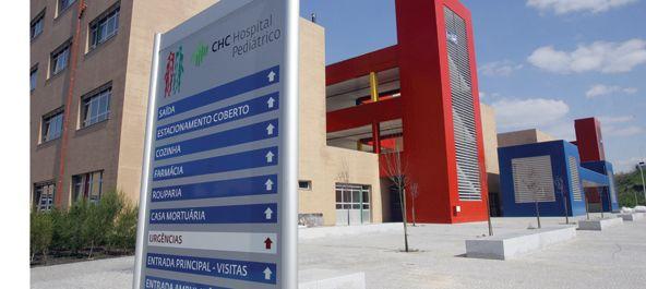 Novo hospital pediátrico de Coimbra    #tupai #smartsolutions #projects    www.tupai.pt