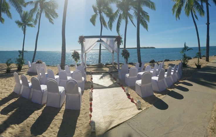 Ceremony cabana