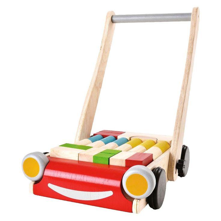 PlanToys Baby Walker, Push Toy