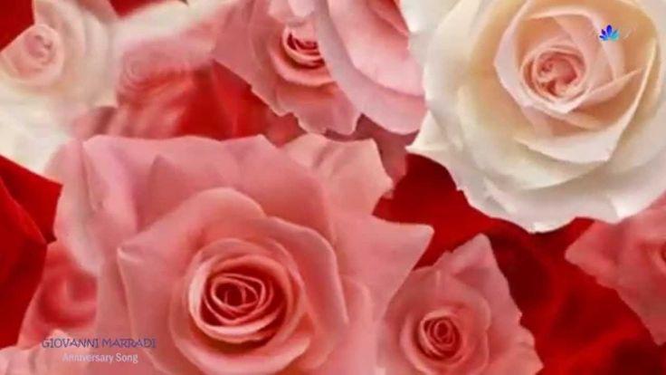 ♡ Anniversary Song - GIOVANNI MARRADI ( HD)