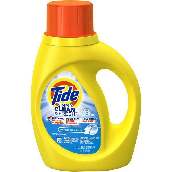 Pin By Gavriliu Diana On Polyvore Tide Simply Clean Laundry Liquid Breeze Laundry Detergent