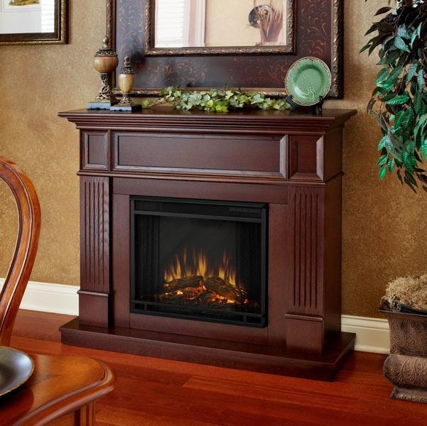 Camden Electric Fireplace