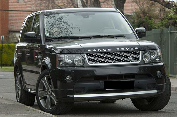 RANGE ROVER SPORT 5.0 SUPERCHARGED AUTOBIOGRAPHY LIMITED EDITION 2011