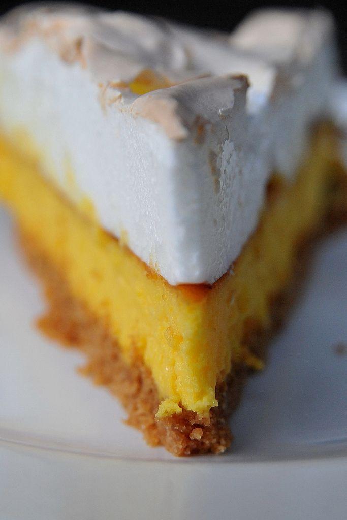 ❥ tarte de limão merengada {lemon meringue tart}