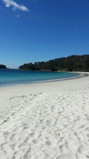 Murrays beach jervis bay