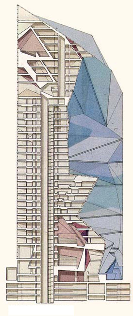 Peter Eisenman, Max Reinhardt House