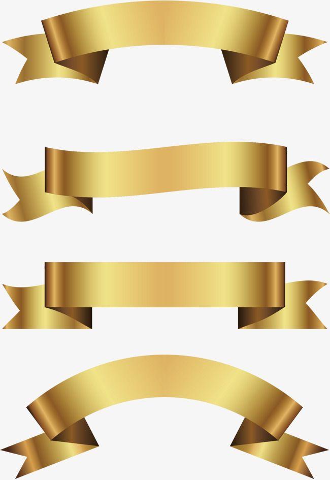 Cinta De Papel En Hoja De Oro Gold Foil Paper Paper Ribbon Gold Foil