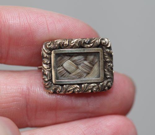 Антикварное золото траур кристалл кулон, в память, Грузинский, золотой ленте, жемчуг   eBay