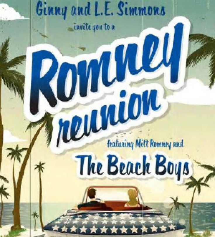 CampaignUSA 2012: Beach Boys for Romney? And Much More