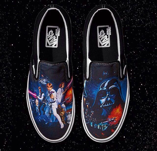 Star Wars + Vans = Want!