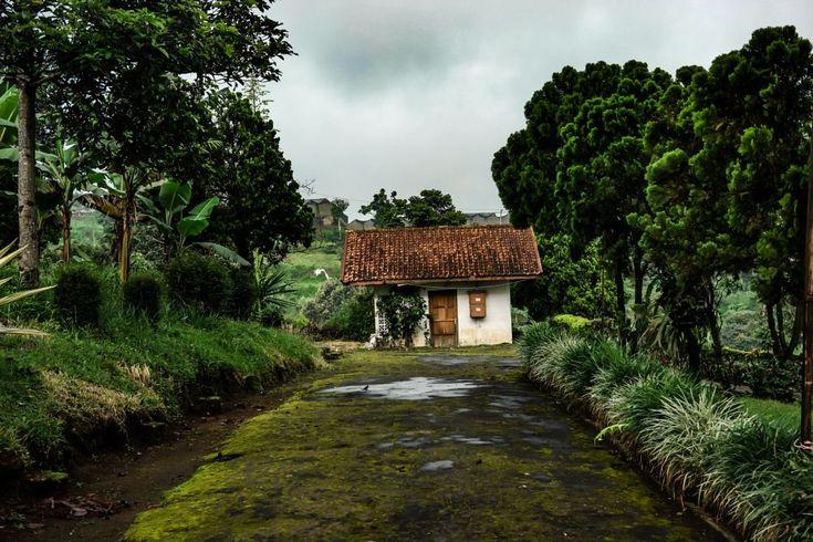 Abandoned hut by neilstha firman