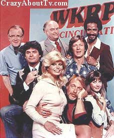 "WKRP In Cincinnati, we watched this all the time, my nickname is ""Cinc"" due to this show, my brother (who died a few years ago) still called me ""the Cincinnati Kid"" into my 40's"