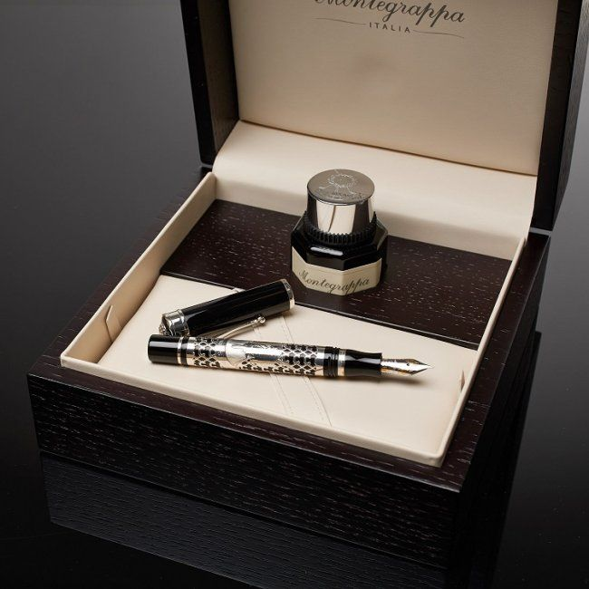 Limited Edition Montegrappa St Andrews Fountain Pen : Lot 2683 @ Baer & Bosch Auctioneers