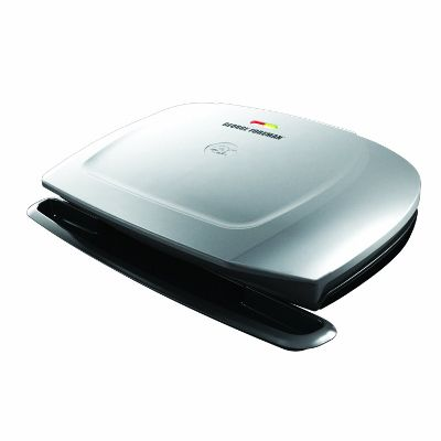 George Foreman Grill - Great for Grilling Bread Toasties, Veggies, Fish, Chicken & other meats. And Knocks out up to 42% fat! www.openmindnutrition.com/how-to-start-get-and-be-healthy-for-beginners/