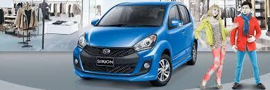 Spesifikasi Sirion – Dealer Daihatsu Kalimalang