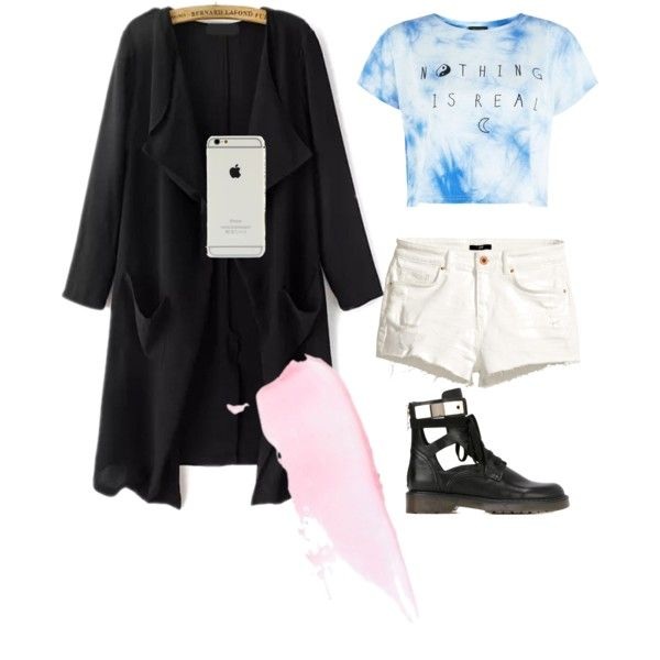 Coachella by hanifahcandra on Polyvore featuring polyvore mode style H&M See by Chloé