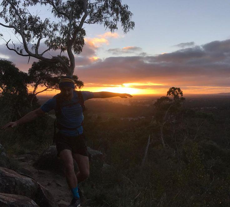 Loving the trails this week! Can't wait to hit Mt Wellington in Hobart tomorrow. Where did you explore last weekend? . . . . . .  #activelife #grampians #trailrunning #trailrunner #time2run #runhappy #training #instarun #instarunners #goodpeoplerun #zerolimits #ultrarunner #runeveryday #seenonmyrun #runsteepgethigh #furtherfasterstronger #fromwhereirun #runshots #runnersrepost #sunrise #whywerun #epictrailposse #melbourneinstarunners #motivation #runyourworld #marathon #athletes…