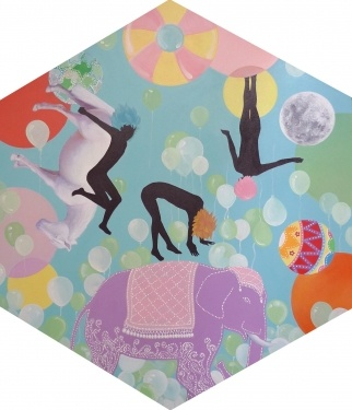 Circus of Spring by Emily Lau