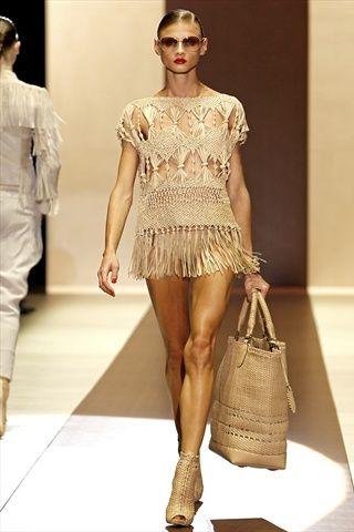 Sfilate Gucci Collezioni Primavera-Estate 2011 - Sfilate Milano - Moda Donna - Style.it