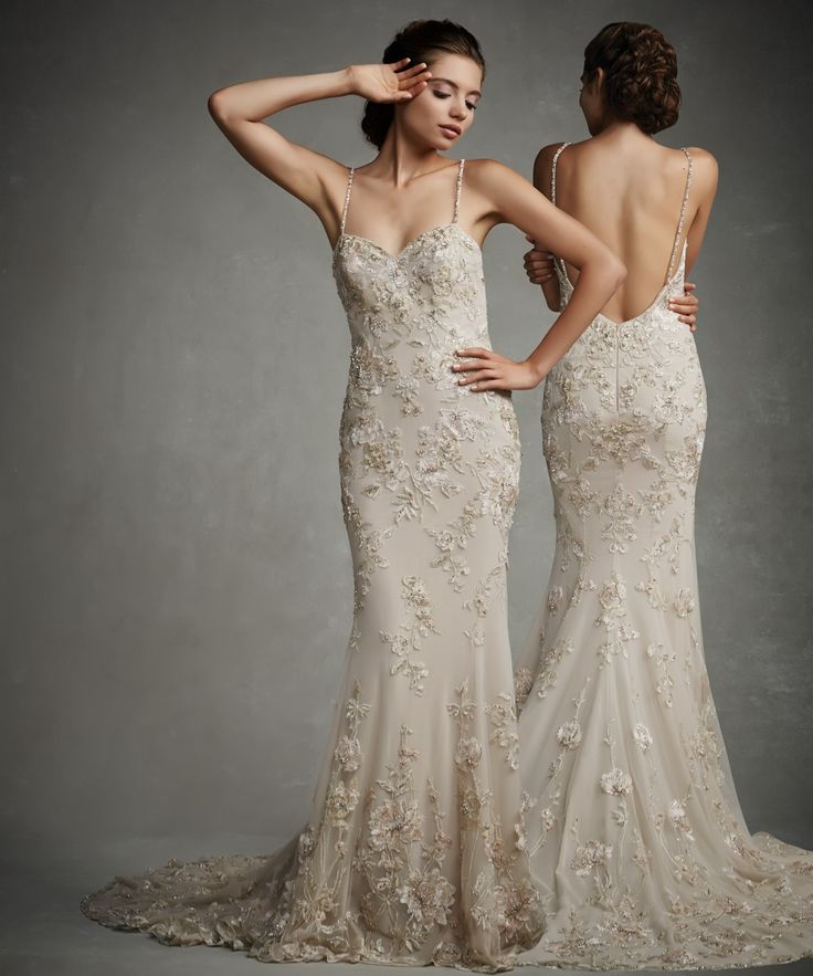 Cute The glamorous wedding dress collection from Enzoani
