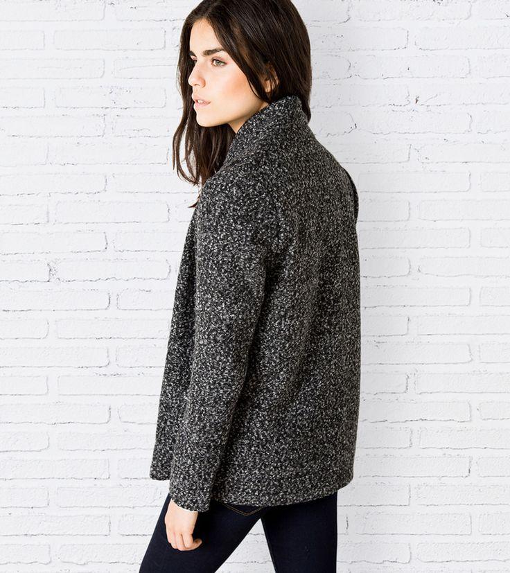 Springfield cozy blazer