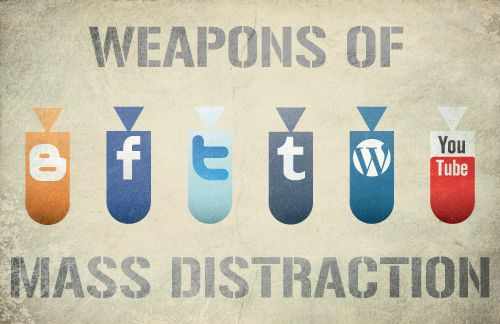 Weapons of Mass Distraction: Laugh, Social Media, Funny, Mass Distraction, True, Weapons, Humor, Socialmedia, Pinterest
