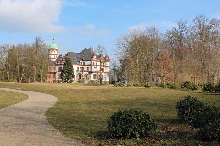 Schlossgärtnerei Wiligrad