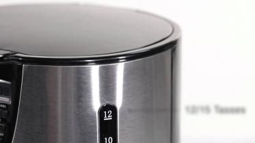 Cafetière inox programmable Cosylife