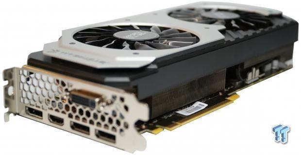 Palit GeForce GTX 980 Ti Super JetStream Video Card Review 09   TweakTown.com