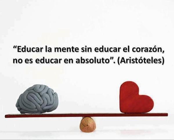 @estebanlarreta #educar #corazón