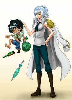 #OnePiece | Anime, Artistas, Tsuru