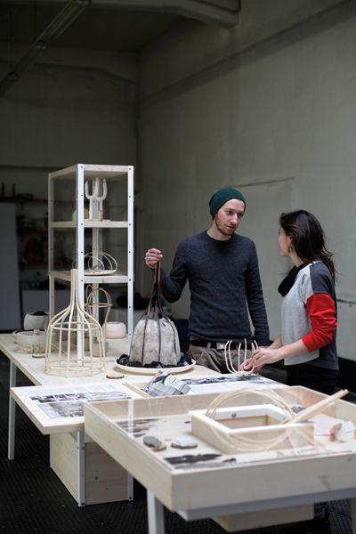 Workbench - design Faberhama photo credit Lisa Klappe