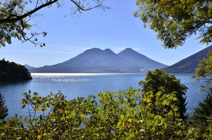 Lago Atitlán, Panajachel, Guate
