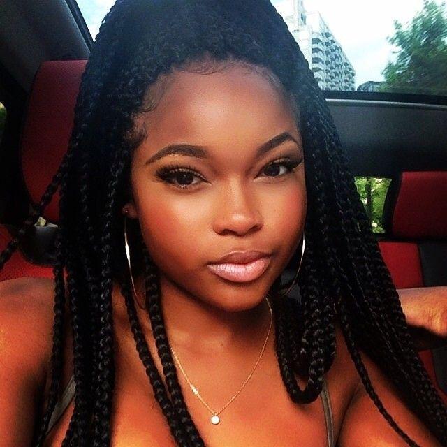 Young teenie black girls