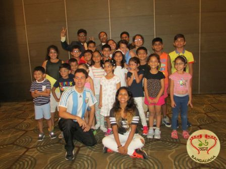Park Plaza along with event partner Z with Natalie had organized a summer kid's carnival with the concept of Fun Fitness Food Friendship in five days.