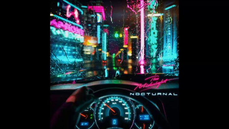 The Midnight - Nocturnal - full album (2017)