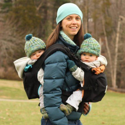 The Best Twin Baby Carriers