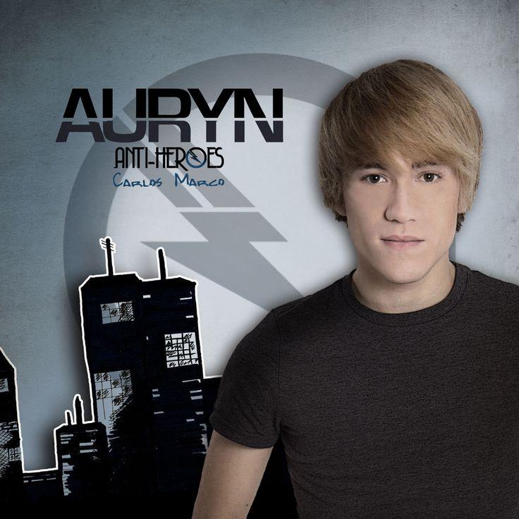 Auryn: Anti-héroes (Edición Carlos) - 2013.