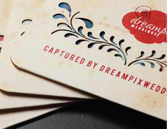 CD Packaging Design for Dreampix Photography