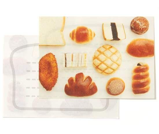 集結人氣插畫家製成《麵包信紙小本子》百張慵懶可愛的信紙任你選用✿ - 圖片7