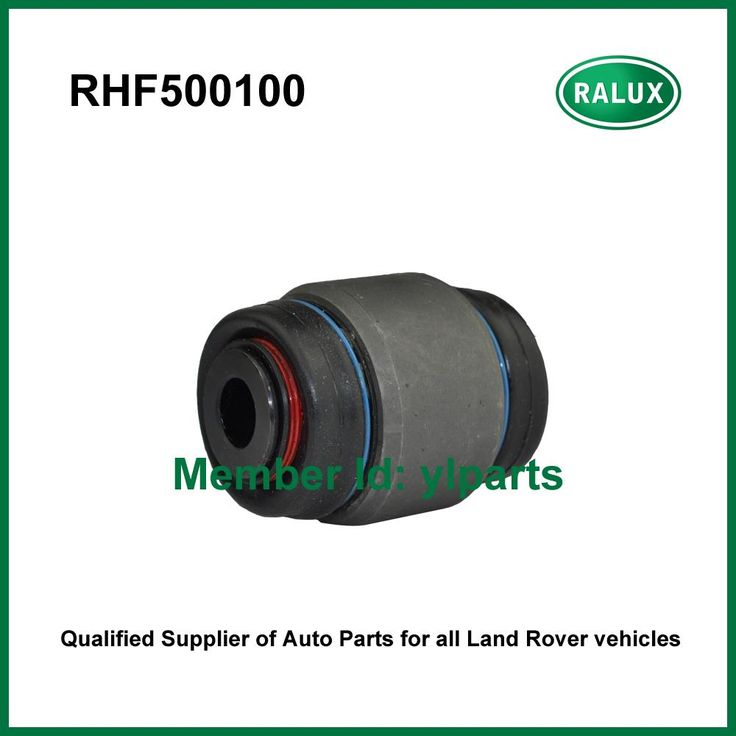 [Visit to Buy] RHF500100 RHF500031 car rear knuckle upper bushing for LR3 LR4 Discovery 3 / 4 Land Range Rover Sport auto bush new spare parts #Advertisement
