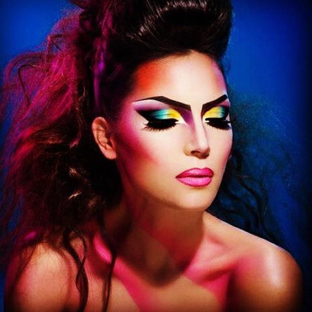 17 Best ideas about 80s Makeup on Pinterest | 80s eye ...