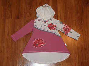 Detské oblečenie - Tunika Kvety - 7796801_