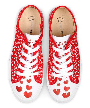 Look what I found on #zulily! Chubby Love Print Shoes by Silence of the Bees #zulilyfinds