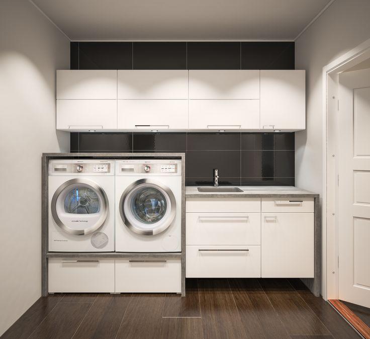 #temalcombi #ergo pesukonekehykset tuovat toimivuutta kodinhoitohuoneeseesi!