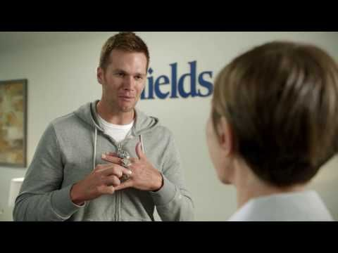 New England Patriots quarterback Tom Brady -- with five rings -- takes jab at commissioner Roger Goodell in new commercial