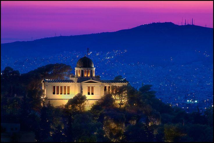 Εθνικό Αστεροσκοπείο Αθηνών.