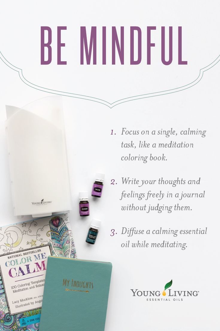 Be Mindful With Young Living Essential Oils Yltip